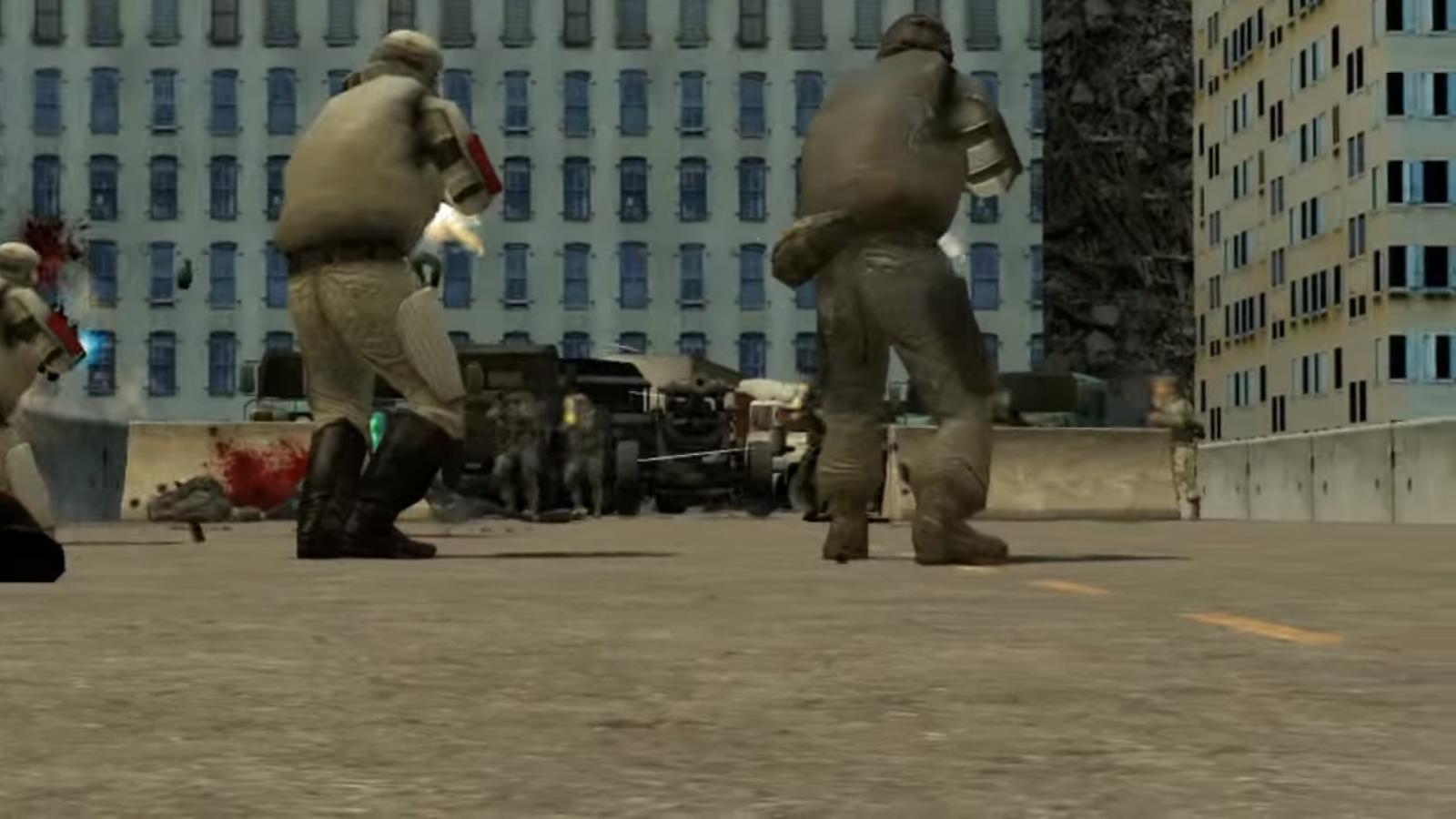 Combine Soldier | Garry's Mod Zombie Apocalypse Wikia | FANDOM