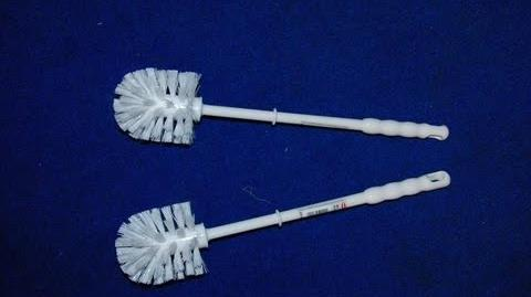 Killing Zombies with Toilet Brushes?