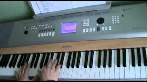 What is love (?) - on piano (Haddway)