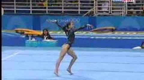 Catalina Ponor 2004 Atenas JJ.OO (oro)