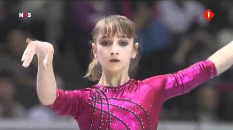 Viktoria Komova's Tokyo Worlds 2011 AA Performances (1080p HD)