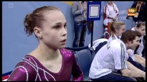 Mundial artística 2010. Final individual femenina 8 8