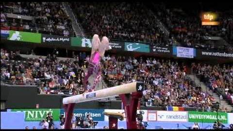 Mundial artística 2010. Final individual femenina 6 8