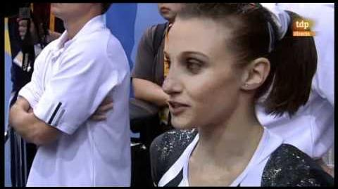Mundial artística 2010. Final individual femenina 5 8