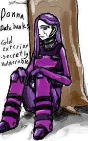 Gary Gears - Donna Databanks