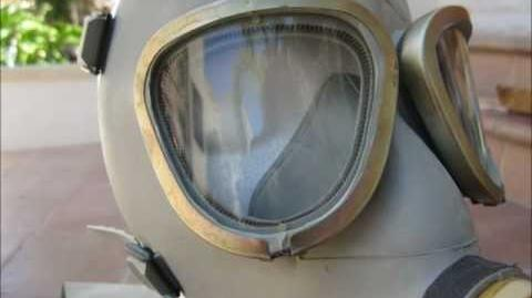 IP-4M Insulator Gas Mask