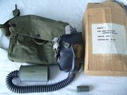 Unissued M3-10A1-6 Lightweight Service Gas Mask
