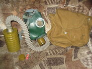GP-4y Gas Mask