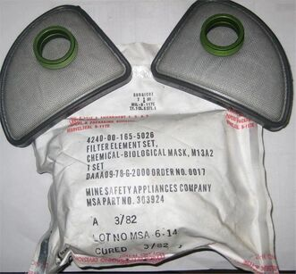 M13a2 Filters