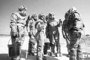 T.A.P. Gear During The Gulf War