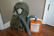 ABC-M21 Rocket Propellant Gas Mask Mockup (7)