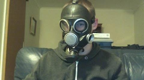 Russian GP-7v Gas Mask Review