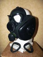 Russian PMK Prototype Gas Mask (1)