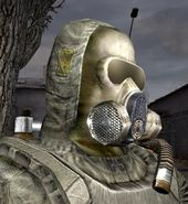 SHOC Old Respirator