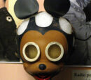 Disney Mickey Mouse Gas Mask