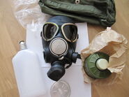 Russian PMK-2 Gas Mask