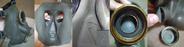 Industrijska maska detalji