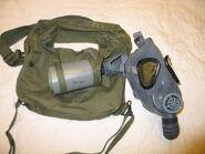 Mint Condition M3-10A1-6 Lightweight Service Mask