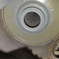 M1a2-1-1 inside filter closeup