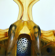 XM27 Silicone Prototype Gas Mask (5)