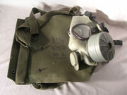 U.S. M9 Gas Mask