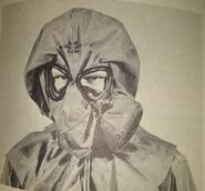 E40R9 Impermeable Protective Hood