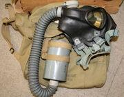 M3A1-10A1-6 Lightweight Service Gas Mask