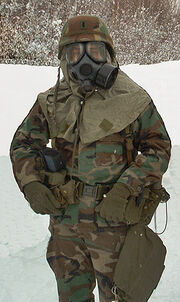 M40 Field Protective Mask