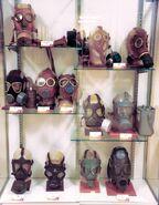 Mask display