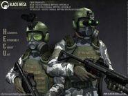 Black Mesa HECU