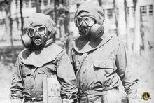E6-3-7 Assault Gas Masks