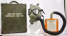 ABC-M21 Rocket Propellant Mask