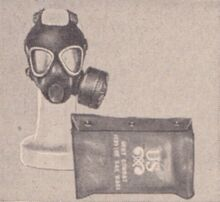 M5-11-7 Combat Service Mask