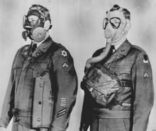 U.S. E48 & M4-10A1-6 Gas Masks