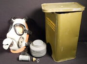 Mask, Field Protective, Chemical-Biological, M9A1