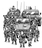 3rd Recon Team