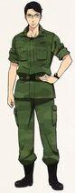 Akira yanagida anime