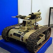 Embedded World Leopardo 2 UGV 01 (02)
