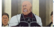 Padawan as he appears in the anime