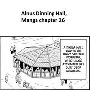 Alnus dinning hall Manga chapter 26