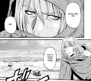Prince Diabo El Caesar arrives in Alnus Manga Chapter 70