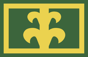 Flag of the League Principality