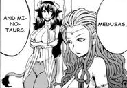 Female Minotaur