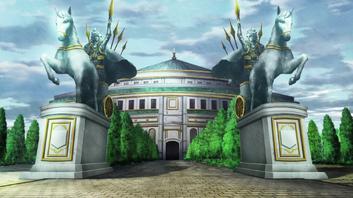 Zorzal's palace