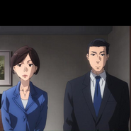 Reiko Shirayuri and Koji Sugawara Anime episode 8