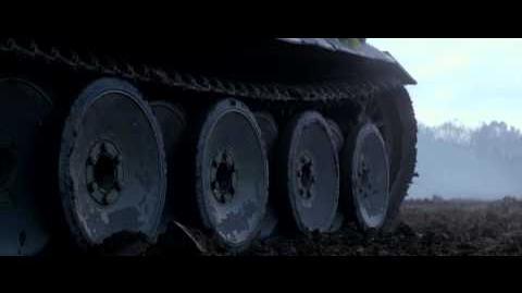 FURY Sherman VS Tiger