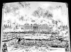 Jade Palace after the battle Manga chapter 78 page 19