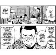 Major Wataru Higaki orders Itami to command Third Recon Team Manga chapter 1