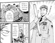 NATO buys the Special Region Map Manga chapter 72 page 21
