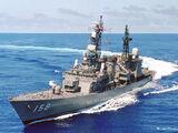 Asagiri-class Destroyer